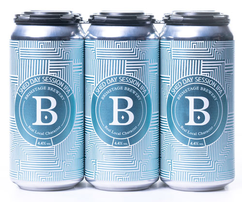 Shed Day Session IPA - 6 Pack