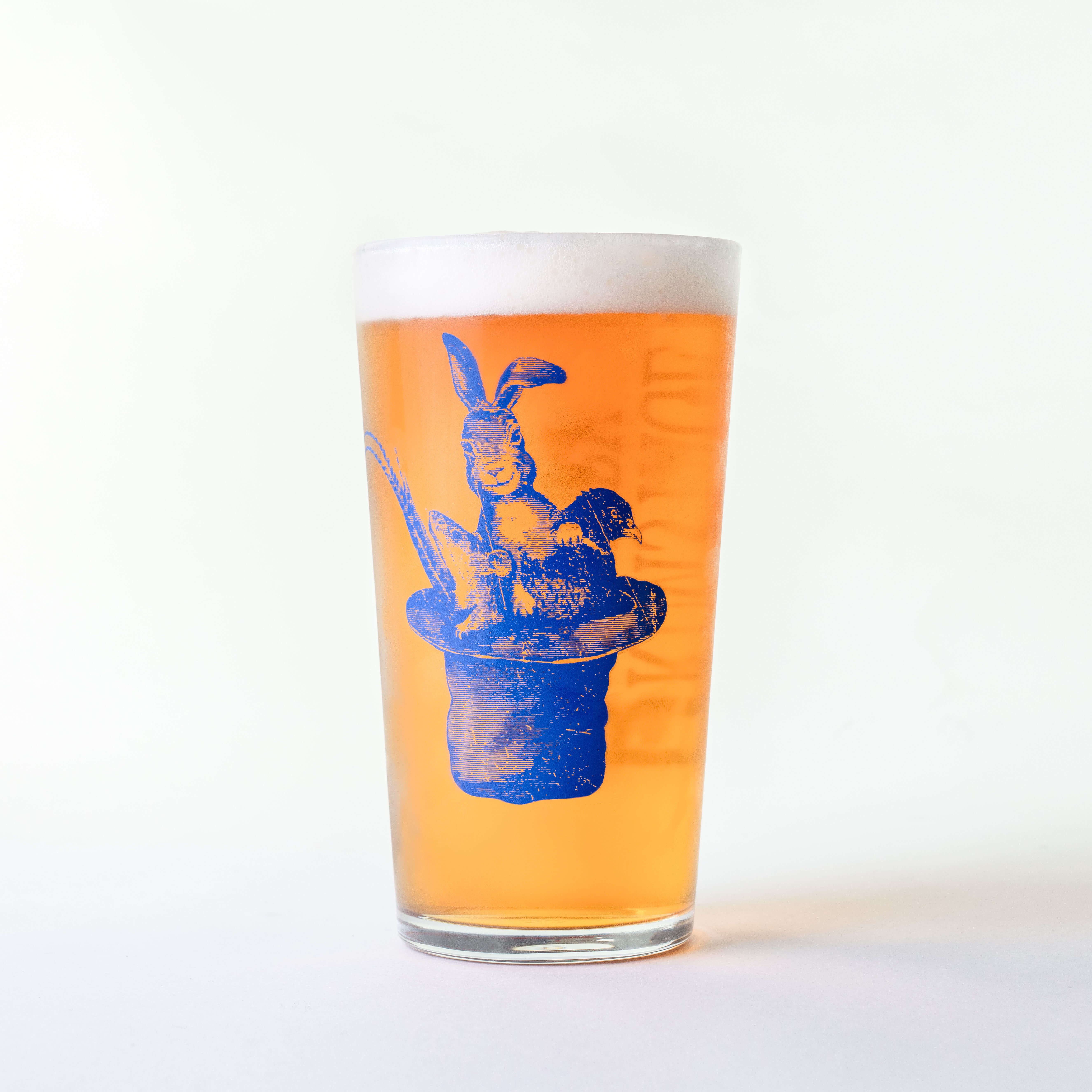 Branded Pint Glass