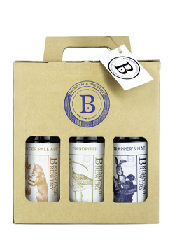 6 Pack Gift Box - LIGHT BEERS