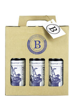 6 Pack Gift Box - Trapper's Hat