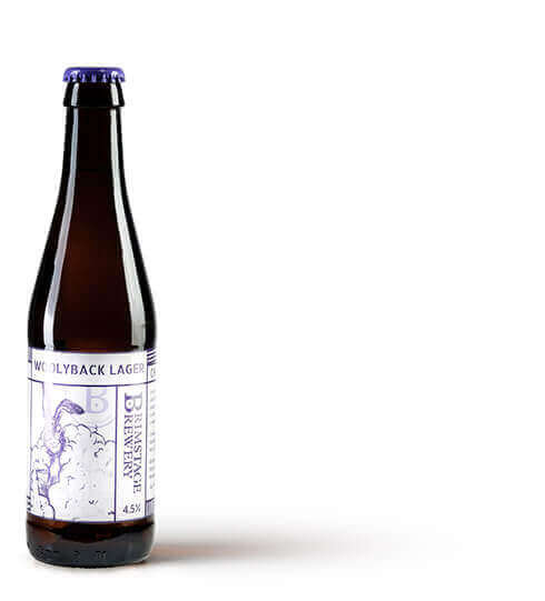 Woolyback Lager